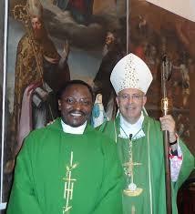 vescovo e parroco campo di giove