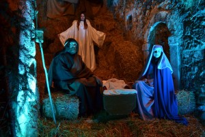 La Sacra Famiglia di Nazaret